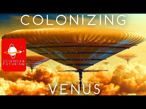 Outward Bound: Colonizing Venus