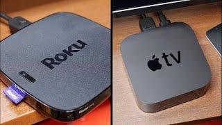 Battle of the best streaming boxes: Roku Ultra vs. Apple TV 4K