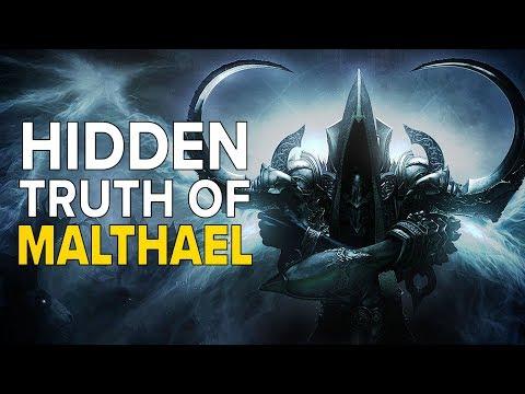 Hidden Truth Behind Malthael the Archangel of Death [Diablo Lore]