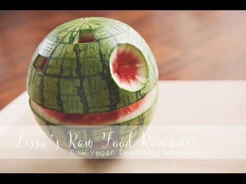 NERD ALERT: Deathstar Watermelon