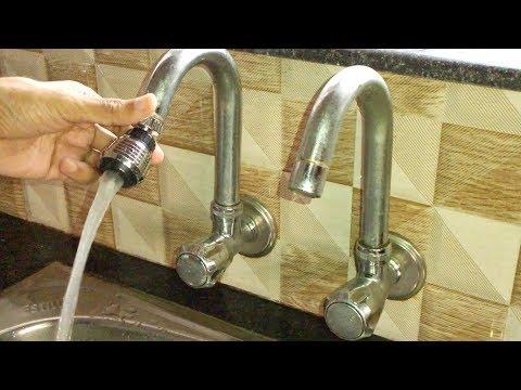 Kitchen Sink Tap/Faucet Extension