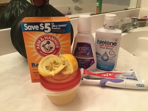 How to Cure Bad Breath ft. Baking Soda