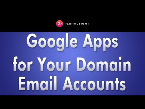 How to Set Up Google Apps to Use Your Domain for Email Accounts
