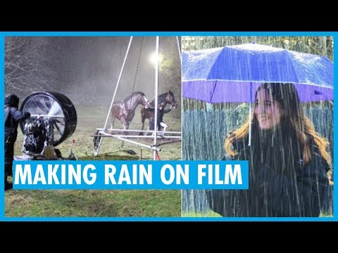 Have You Ever Wondered How They Make Rain In Films?