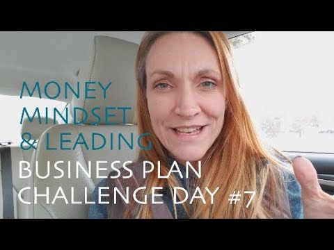 How to Plan & Why to Lead (Day #7 Business Plan Challenge!)