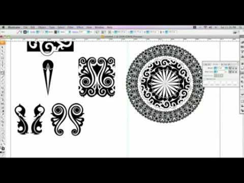 Create Intricate Patterns in Illustrator