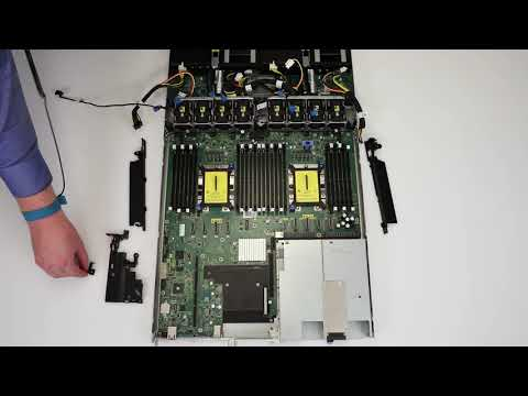 Dell EMC PowerEdge C4140: Remove/Install System Board