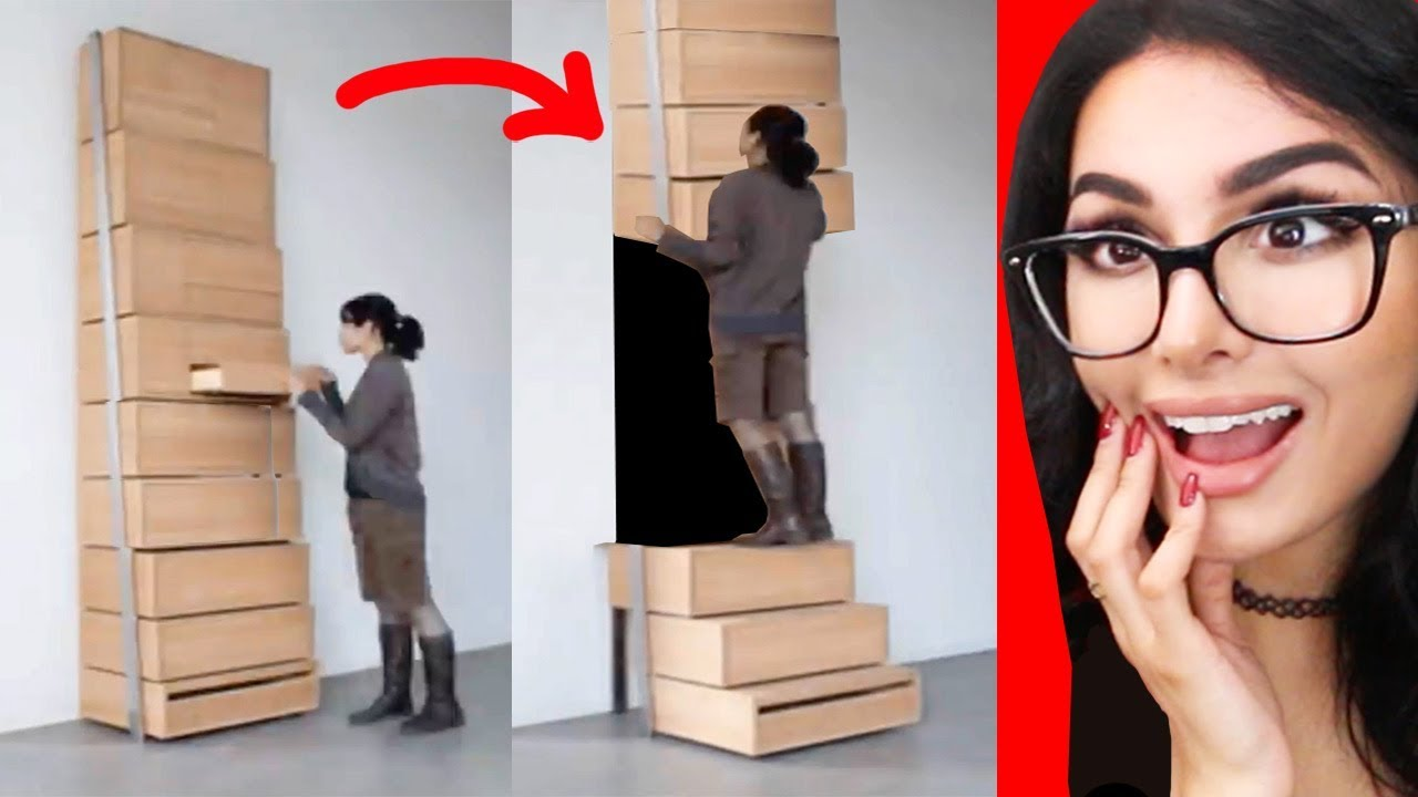 PEOPLE WHO FOUND SECRET ROOMS