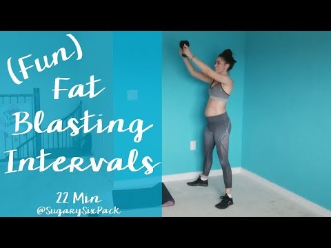 Fat Burning HIIT Cardio Workout
