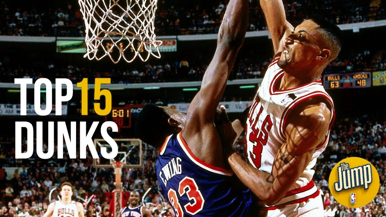 Top 15 Most Memorable NBA Dunks of All-Time   The Jump