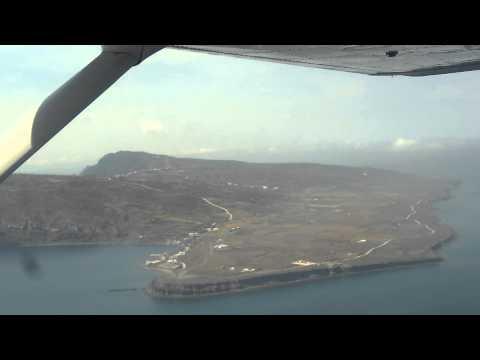 Fly over Santorini (Oia )