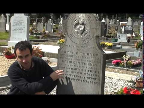 Moloney Family - All Saints Church of Ireland Cemetery Tour - Part 2 & St. Joseph's Church