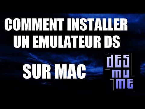 [TUTO] Comment installer un émulateur DS sur MAC (Septembre 2016)