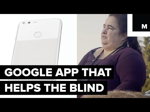 Google Is Creating an App That Will Identify Objects for the Blind