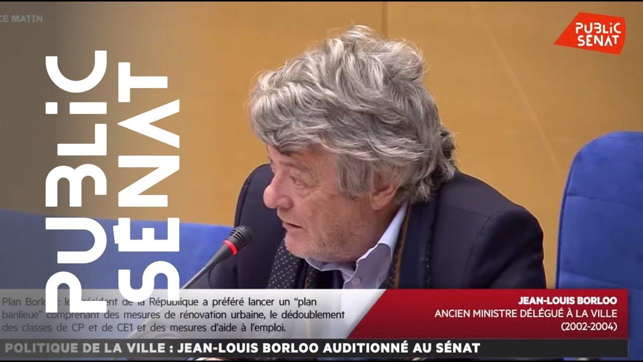 Audition de Jean-Louis Borloo - Les matins du Sénat (15/01/2020)