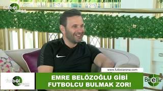 """Okan Buruk: """"Emre Belözoğlu gibi futbolcu bulmak zor"""""""