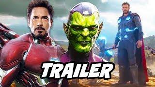 Download Avengers 4 Trailer News - Official Marvel Timeline Breakdown Video