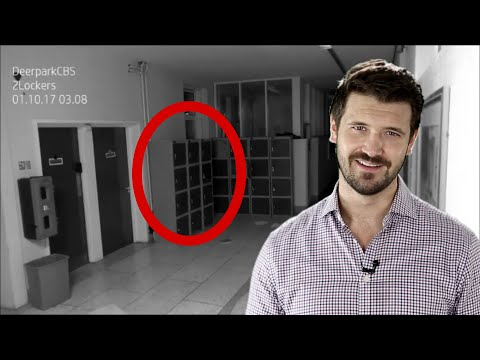 I Can Prove This Ghost Caught On Tape Is A Hoax