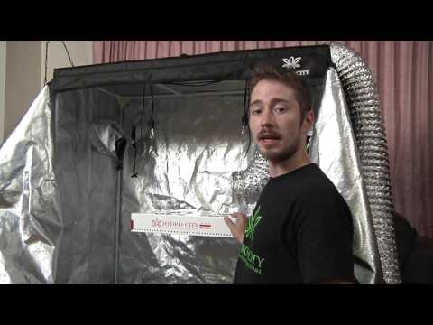 Hydro City: Installing Your Grow Light (T5, HPS & LED)