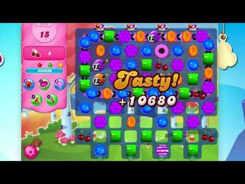 Candy Crush Saga Level 3153