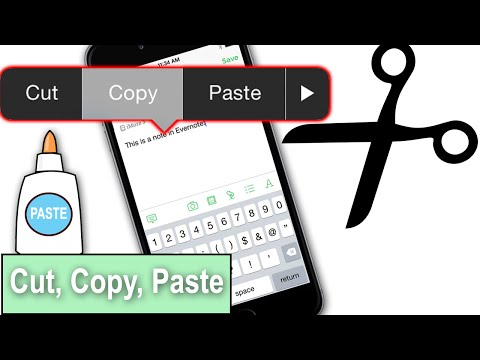 How To Cut, Copy And Paste On iPhone 6 & iPhone 6 Plus