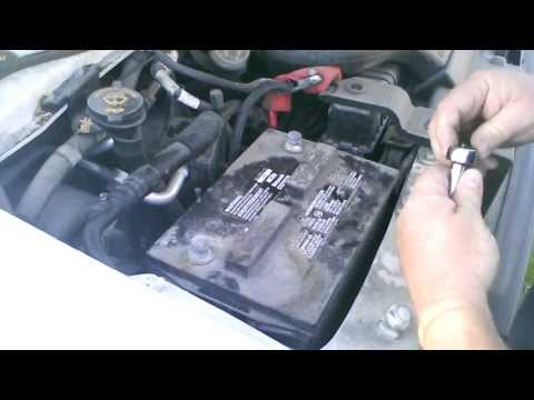 How to Change battery on Ford E250 Cargo Van