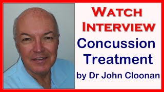 Concussion Tbi Treatment In Oc By Dr John Cloonan Concussion Speciali