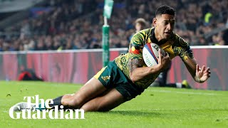 Israel Folau sacked by Rugby Australia: here's why