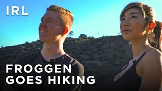 Froggen & Leena Hike to the CLG Mansion Ruins | IRL - HTC Esports