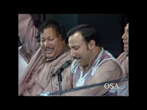 Xxx Mp4 Aankh Uthi Mohabbat Ne Angrai Li Ustad Nusrat Fateh Ali Khan OSA Official HD Video 3gp Sex