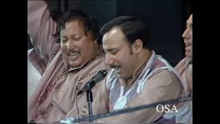 Aankh Uthi Mohabbat Ne Angrai Li - Ustad Nusrat Fateh Ali Khan - OSA Official HD Video
