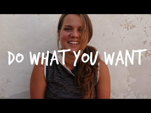 Do What YOU Want, Find YOUR Passion