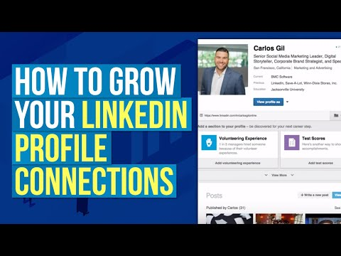 LinkedIn Profile Tips: How to Grow Your Connections