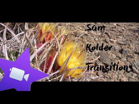 Sam Kolder-like transitions tutorial - iMovie