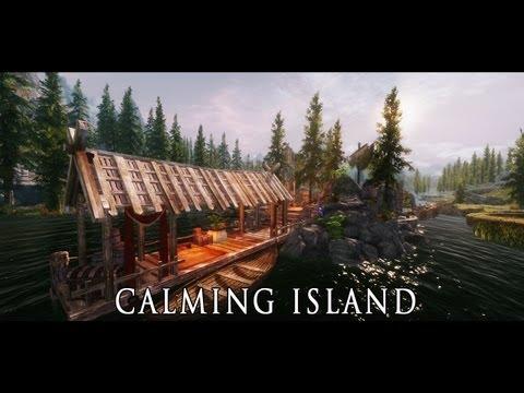 TES V - Skyrim: Calming Island