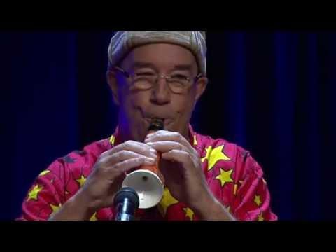 Carrot clarinet | Linsey Pollak | TEDxSydney
