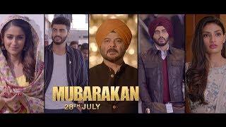 Mubarakan | Trailer (Indonesia) | Anil Kapoor | Arjun Kapoor | Ileana D'Cruz | Athiya Shetty