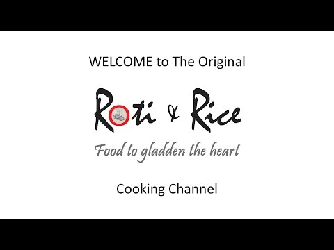The original Roti n Rice Cooking Channel