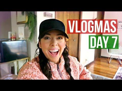 explaining my business. VLOGMAS DAY 7