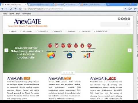 Test Anexgate