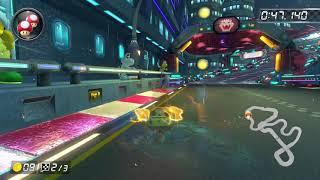 3ds Neo Bowser City 1 43 519 Ru V Mario Kart 8 World