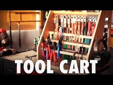 Tool Cart (Adam Savage Style)