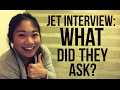 Download  JET Program Interview: WHAT DID THEY ASK??? MP3,3GP,MP4