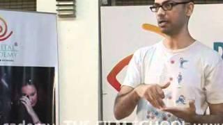 Akshat Verma, Script Writer of Delhi Belly, Master class Part 2/3