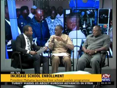 Increase School Enrollment - AM Talk (23-6-15)