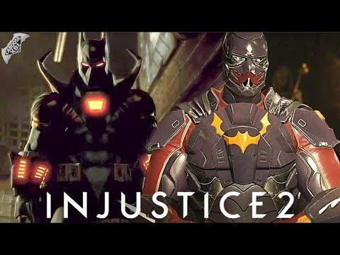 Injustice 2 Online - WORST RANKED SET EVER!