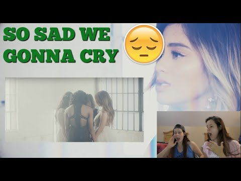 DON'T SAY YOU LOVE ME   FIFTH HARMONY MUSIC VIDEO   REACTION 