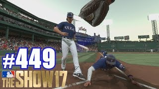 STEALING HOME MORE THAN ANYONE EVER!   MLB The Show 17   Road to the Show #449