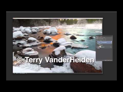 How to make a Watermark in Photoshop CS6