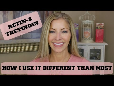 Retin-A (Tretinoin) How I use it DIFFERENTLY than most